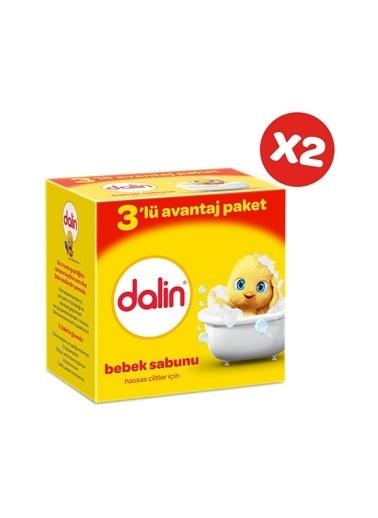 Dalin Baby Sabun 100 gr 3'lü Avantaj Pak,RNKSZ Renksiz